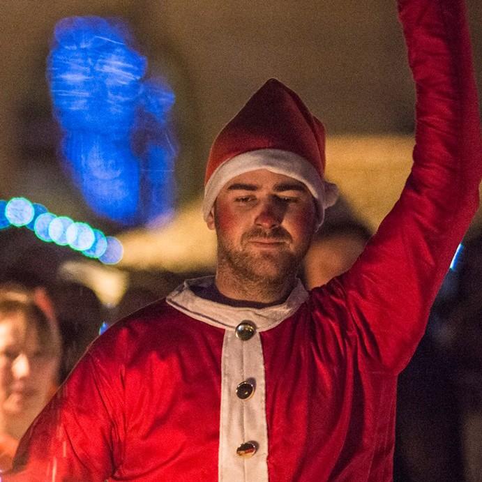 Mikołaj w ognistej krainie